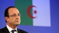 François Hollande a prononcé jeudi un discours devant les parlementaires algériens