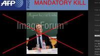 Une photo de François Hollande censurée fait le buzz