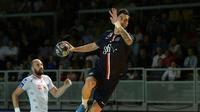 Le PSG Handball et Samuel Honrubia retrouveront le club hongrois de Veszprem en quarts de finale de la Ligue des champions.