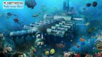 L'hôtel sera situé à 8,5 mètres sous l'eau.