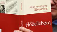 «Sérotonine» est le titre du nouveau roman de Michel Houellebecq.