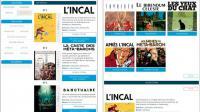 L'éditeur les Humanoïdes Associés propose 500 titres de son catalogue en lecture numérique