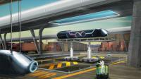 L'Hyperloop est censé atteindre une vitesse de 1 200 km/h.