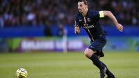 Dans un sondage de l'institut CSA réalisé en exclusivité pour Direct Matin, 40% des Français voient le PSG de Zlatan Ibrahimovic sacré champion de France en fin de saison.