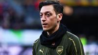 Le joueur d'Arsenal Mesut Ozil est à l'origine de la polémique