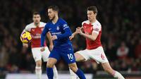 Qui l'emportera entre les Blues d'Eden Hazard ou les Gunners de Laurent Koscielny ?