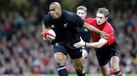 Le All Black Jonah Lomu aura marqué de son empreinte l'histoire du rugby.