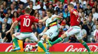 Eden Hazard et la Belgique ont été très prolifiques contre la Hongrie. En sera-t-il autant face au Pays de Galles ?