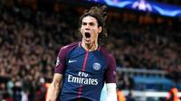 Paris comptera sur son goleador, Edinson Cavani, pour renverser la situation face aux Madrilènes.