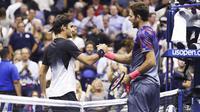 Roger Federer n'a pas perdu un seul match cette saison.