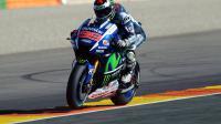 Jorge Lorenzo a décroché son troisième titre en Moto GP.