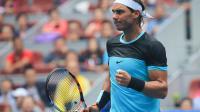 Rafael Nadal n'a jamais triomphé au Masters 1000 de Bercy.
