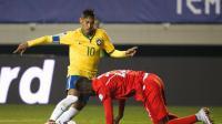 Neymar va tenter de rapporter le premier titre olympique au Brésil cet été à Rio.