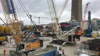 De gros travaux sont actuellement en cours dans toute l'Ile-de-France pour construire le Grand Paris Express.
