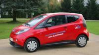 Le service Utilib' comptera une centaine de voitures électriques utilitaires courant 2015.