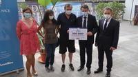 300.000 doses de vaccins ont été injectées sur le territoire de la métropole Nice Côte d'Azur.