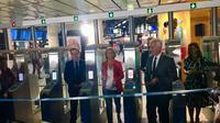 Au total, 34 gares de la région bénéficieront de nouveaux portiques d'ici à 2021 pour lutter contre la fraude et moderniser la billettique.