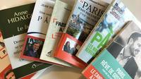 Sortir un livre, passage obligé des candidats à la mairie de Paris ?