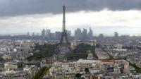 Vue de Paris.