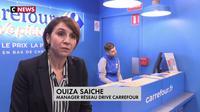 A Paris, les grandes enseignes misent sur le drive piéton