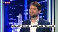 STANLEY ROBOTICS : Le robot voiturier qui gare l'auto pour vous
