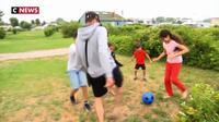 Canicule : les touristes se réfugient sur la Côte d'Opale