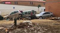 Le nord de l'Espagne touché par des inondations
