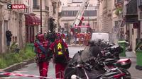 Paris : six mois après l'explosion rue de Trévise, les habitants se reconstruisent