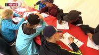 «Partir en Livre», le parc d'activités qui réconcilie les enfants avec la littérature