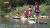 Les bords de la Marne : un lieu de détente estivale