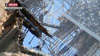 Notre-Dame: les images du chantier