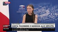 Greta Thunberg : «Si nous ne faisons rien, nous ne serons plus en mesure de revenir en arrière»