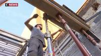 Lille : les travailleurs s'adaptent à la canicule