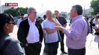 Frontière américano-mexicaine : Jean-Luc Mélenchon qualifie le mur de «symbole de la violence»