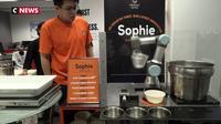 Singapour : un robot serveur de nouilles à grande vitesse