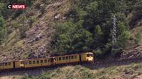 Le Train jaune circule en Occitanie depuis plus de 100 ans