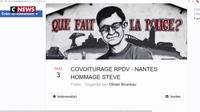 Hommage à Steve : un samedi sous tension à Nantes