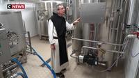 Des moines anglais se convertissent à la bière artisanale