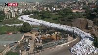 Liban : un pays noyé sous les déchets