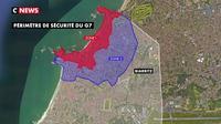 Biarritz se prépare à accueillir le G7