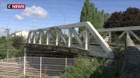Crépy-en-Valois : un pont décrépit inquiète les riverains