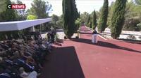 75ème commémoration du débarquement en Provence