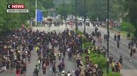 Hong Kong : les conséquences sur l'économie de deux mois de manifestations
