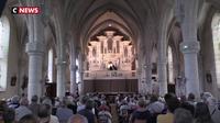 De la musique classique en plein cœur d'une église