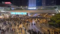 Hong Kong : manifestation record ce week-end
