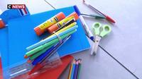 Nord : la mairie de Loos offre les fournitures scolaires pour la rentrée