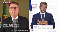 Les relations entre la France et le Brésil s'enflamment