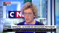 Muriel Pénicaud : «l'âge légal de la retraite ne bougera pas»