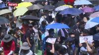 Hong Kong toujours en proie à de nombreuses manifestations