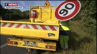 Limitation à 80 km/h : la Ligue contre les violences routières alerte les élus